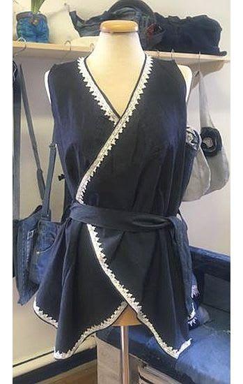 Megkötős mellény - Rethy Fashion