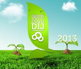 Ozone Zöld DÍJ | Rólunk - Rethy Fashion