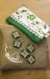 Smaragd ajándékcsomag - Rethy Fashion