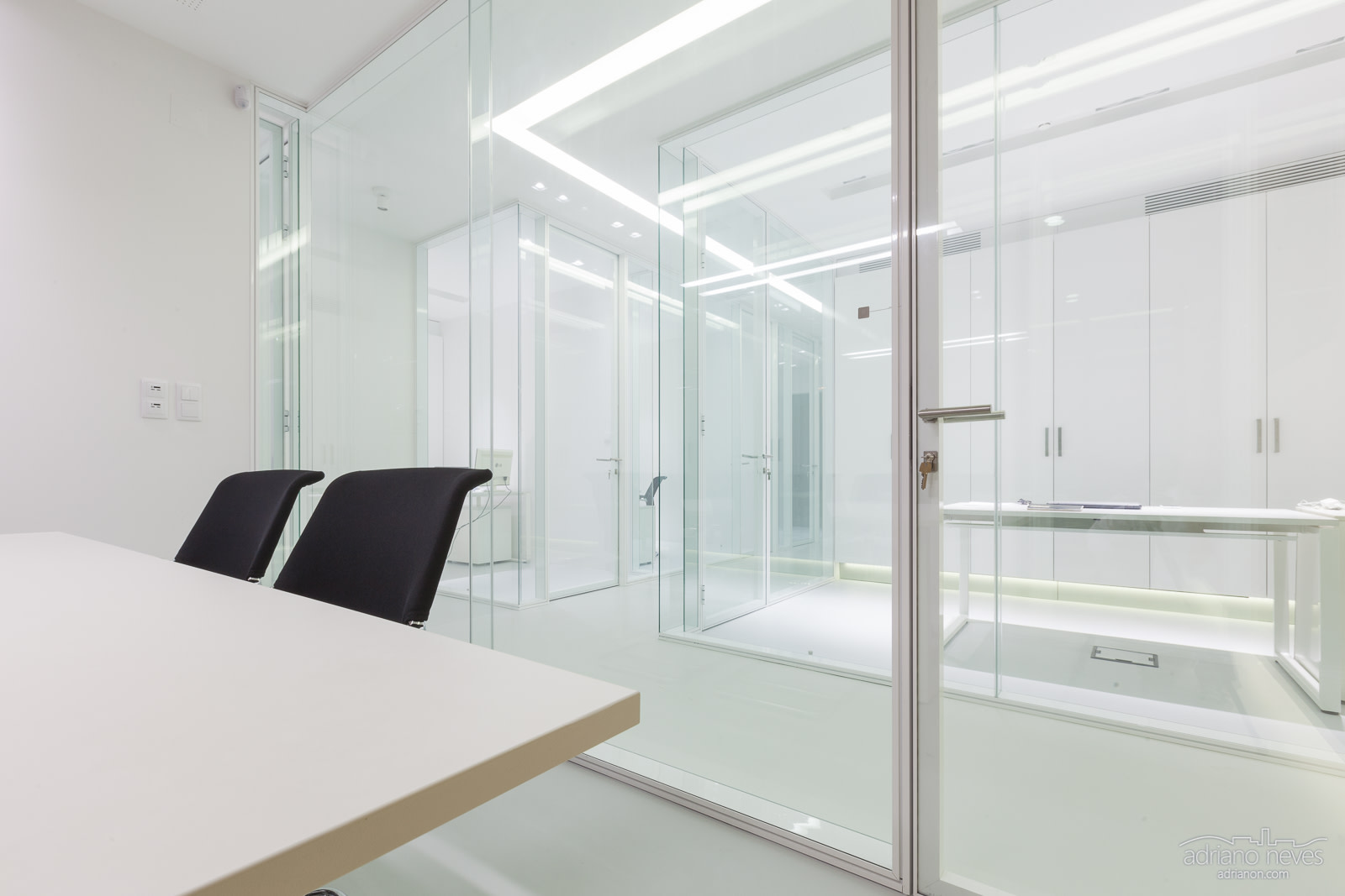 Indoor Office photo of Legal Partners Law Firm in Lisbon, Portugal - © Adriano Neves - adrianon.com - @acseven