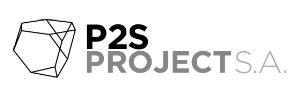 Logo P2S Project - Estudos e Projetos de Engenharia