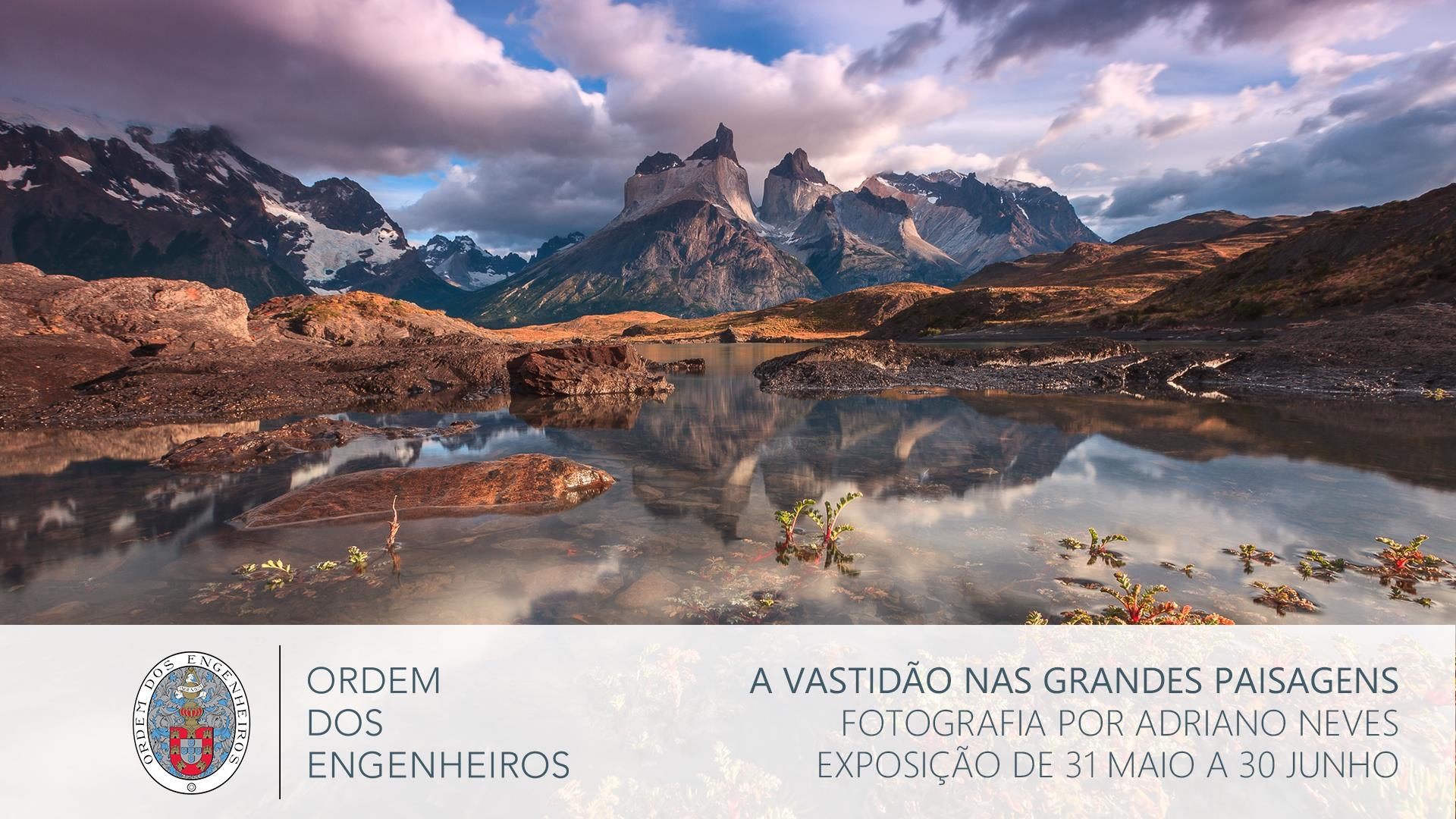 """Vastness of Great Landscapes"" - Solo Photography Exhibit - Lisbon"