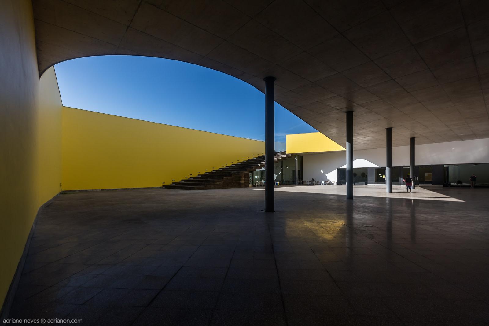 Edifício da Escola Superior de Música - Portugal, Lisbon