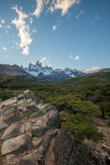 Cerro Fitz Roy - Argentina, Patagonia