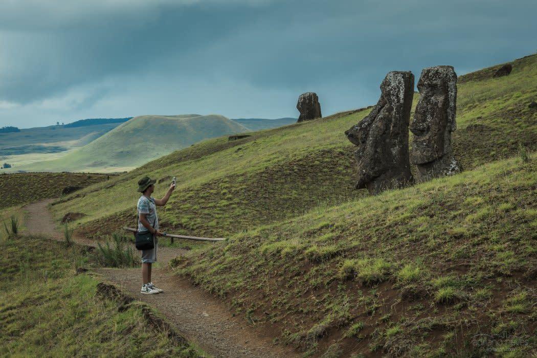 21st Century Explorer - Chile, Rapa Nui