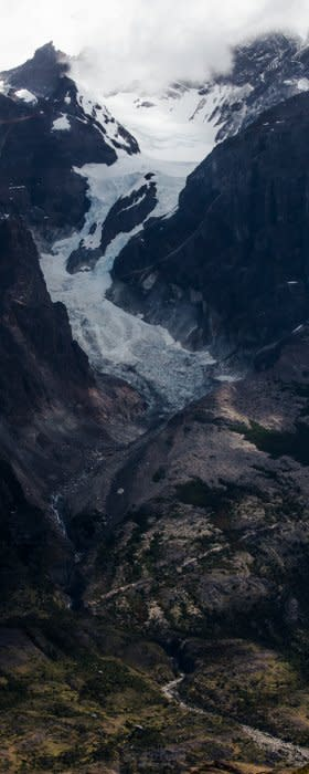 From Air to Life - Chile, Patagonia