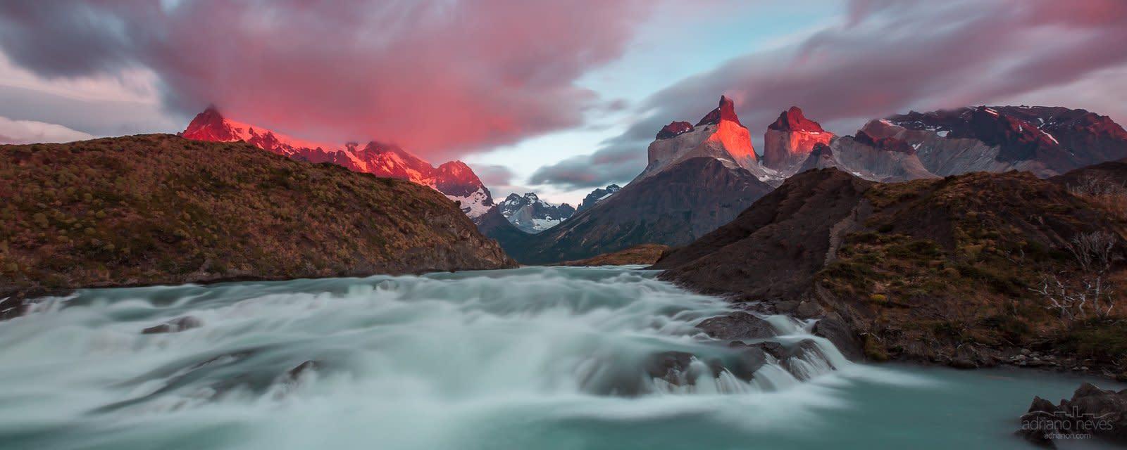 Cuernos del Paine - Chile, Patagonia