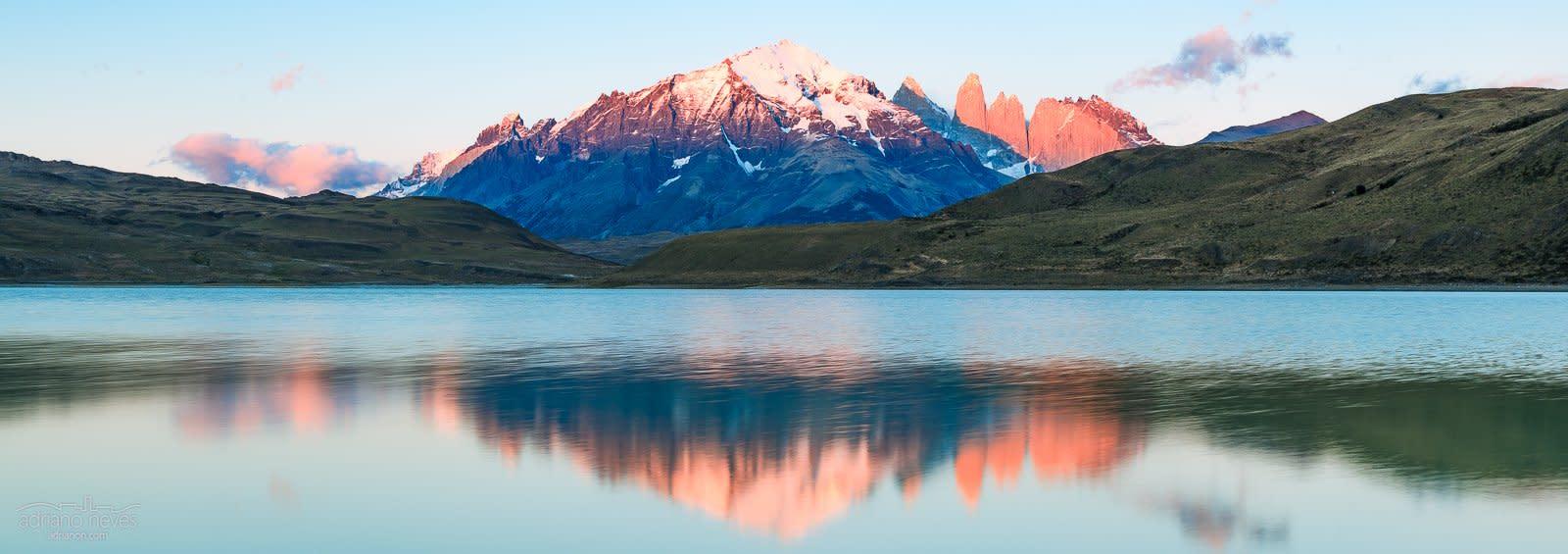 Laguna Amarga I - Chile, Patagonia