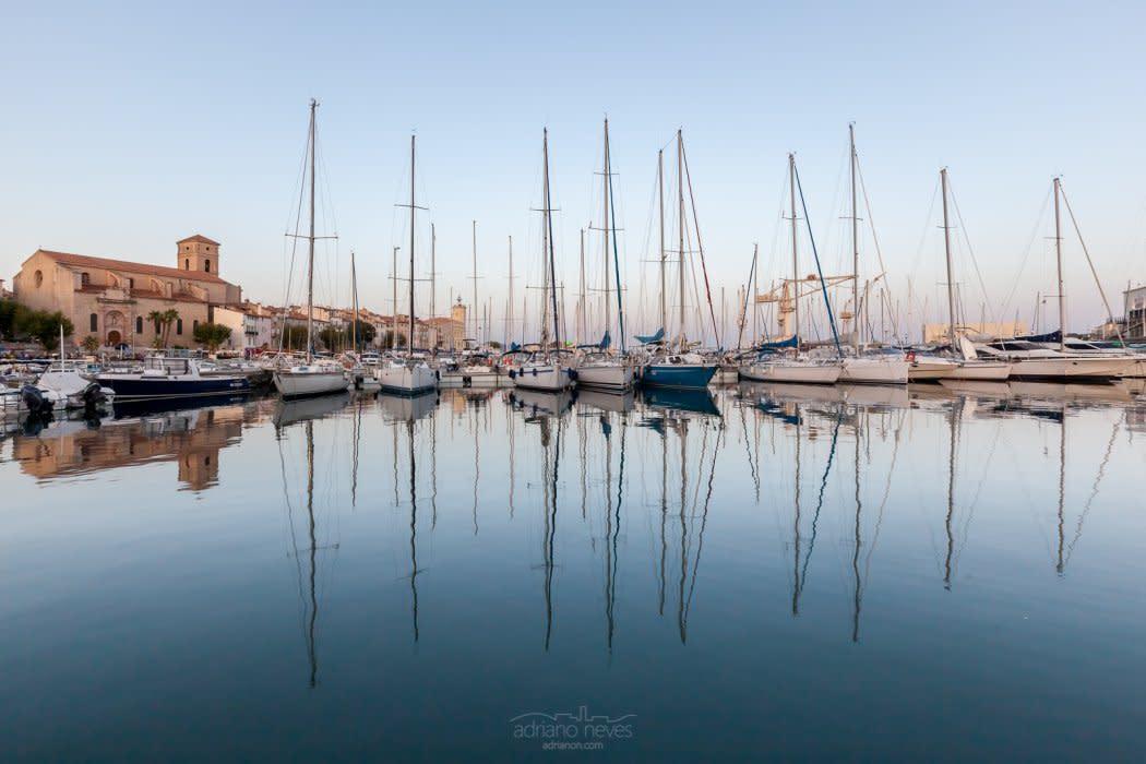 Vieux Port - France, La Ciotat