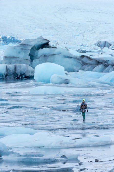 Iceland's Mysteries: Walking on Thin Ice I
