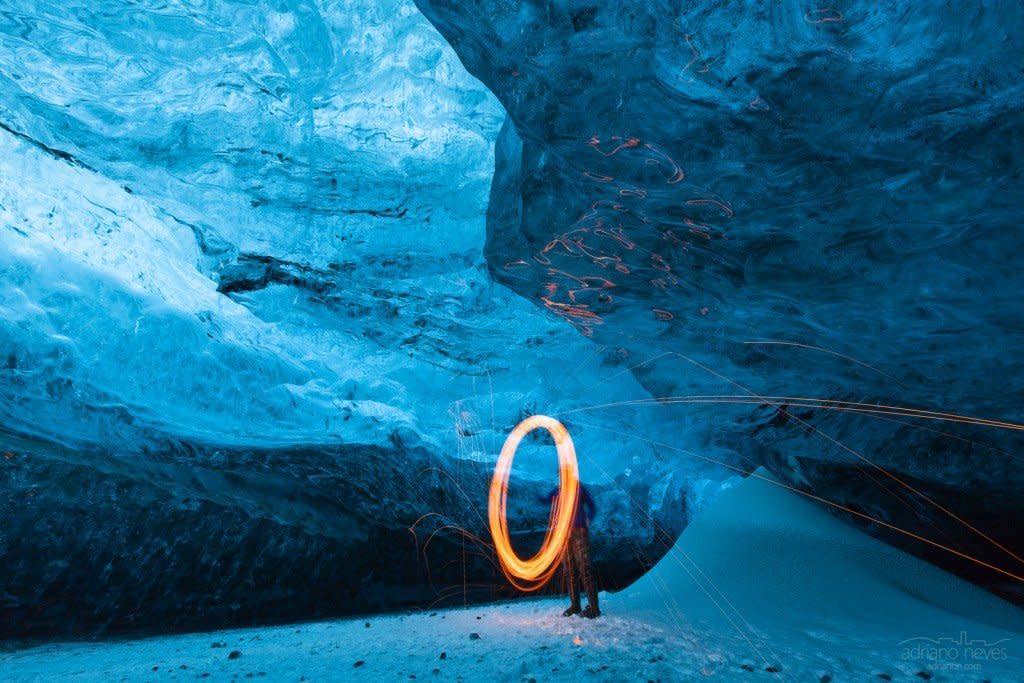 Vatnajökull Glacier Ice Cave I - Iceland