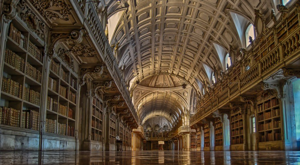 The Library - Portugal, Mafra