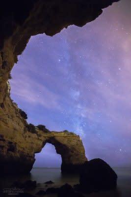 Albandeira Arch - Portugal, Algarve