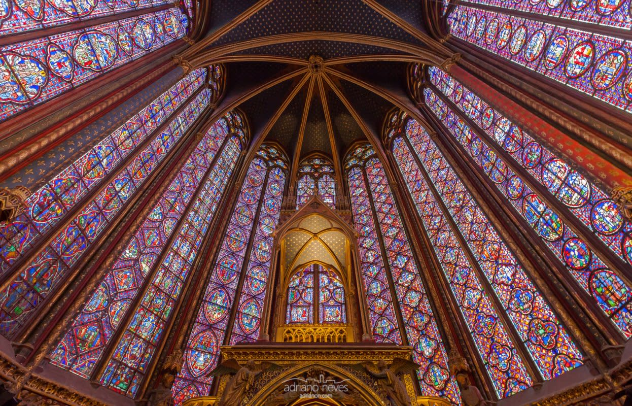 Sainte-Chapelle - France, Paris