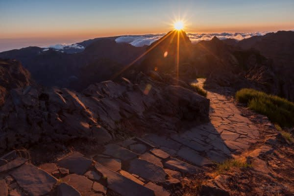 Pico do Arieiro - Portugal, Madeira