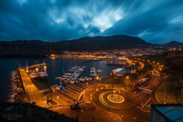 Storms over Machico - Portugal, Madeira