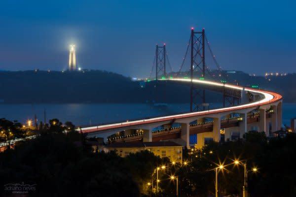 25 de Abril Bridge - Portugal, Lisbon