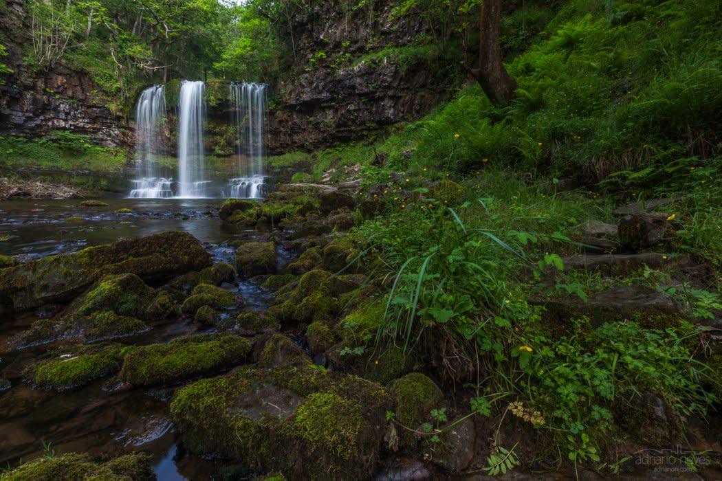 Sgwd yr Eira - United Kingdom, Wales