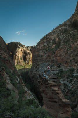 Zion - USA, Utah
