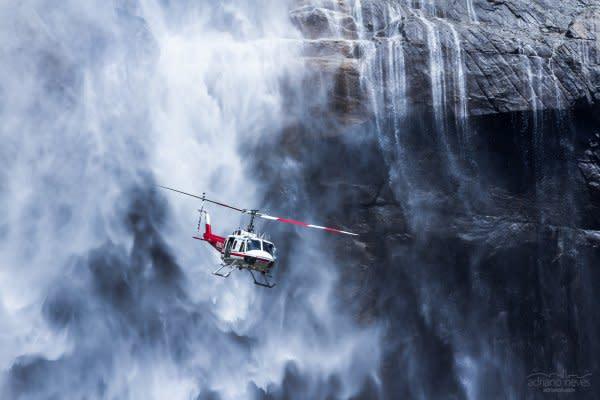 Search & Rescue at Yosemite II - USA, California