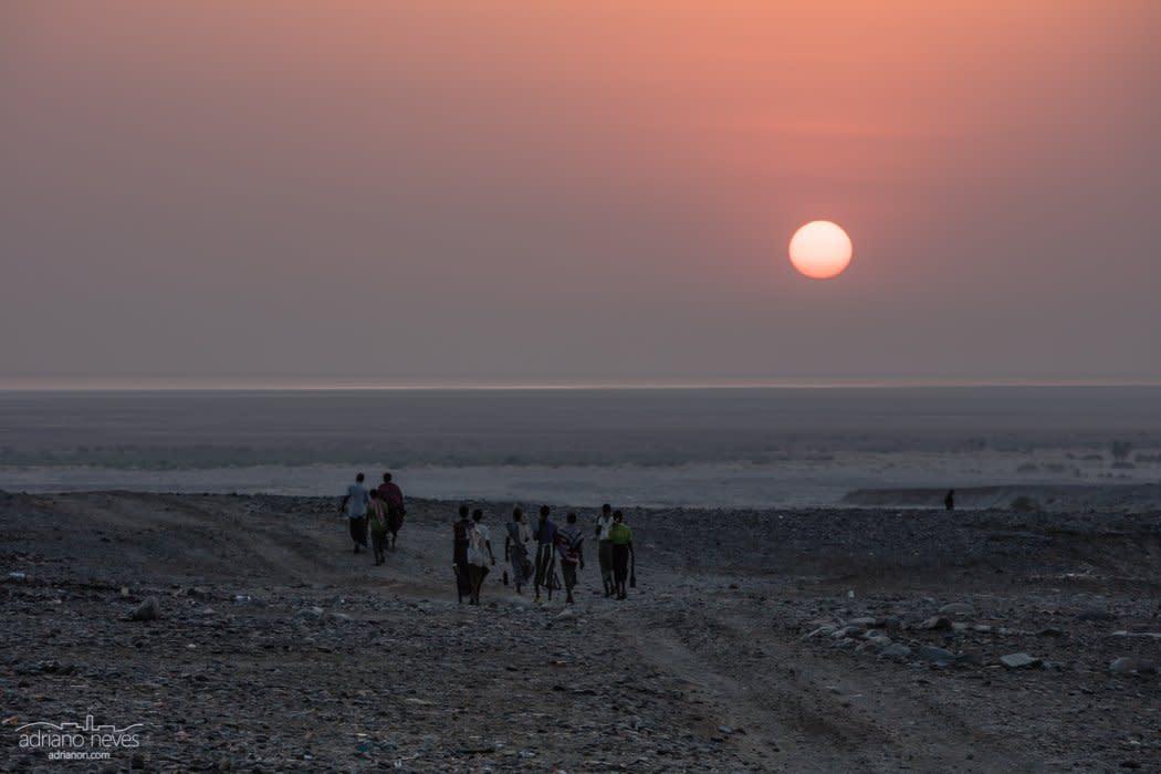 Into the Desert - Ethiopia, Afar