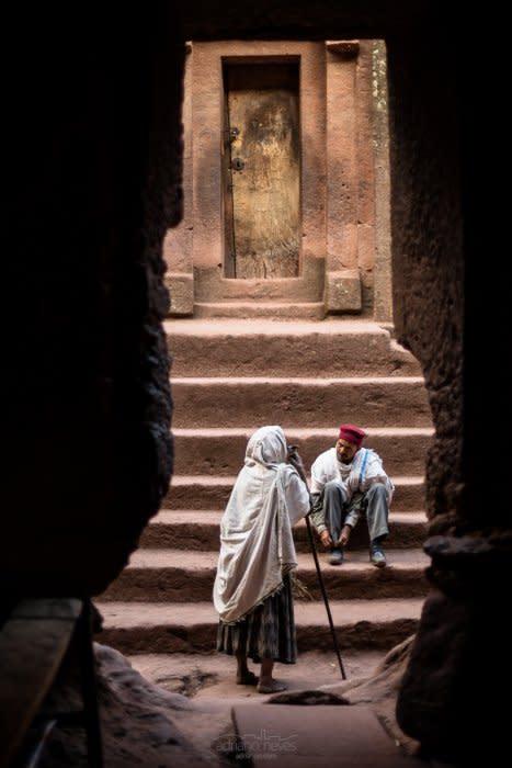 Holy Blessing - Ethiopia, Lalibela