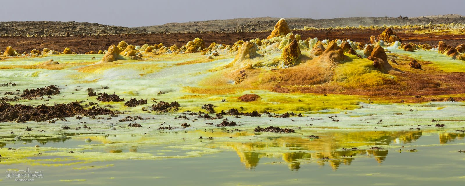 Dallol - Ethiopia, Afar