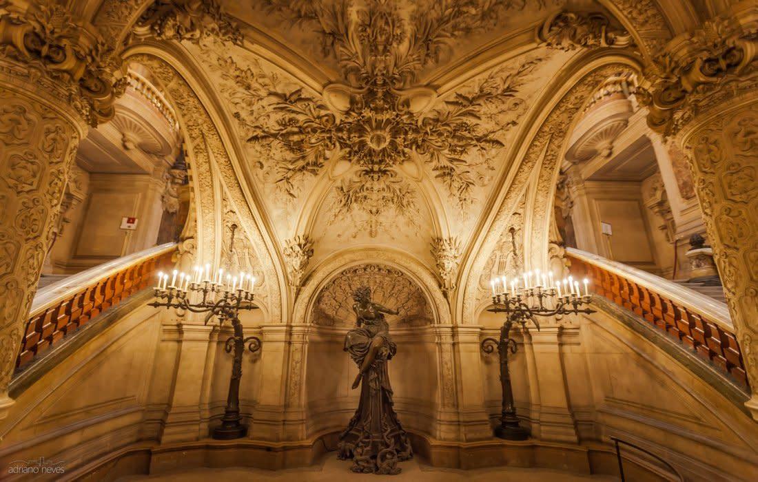 Palais Garnier - France, Paris