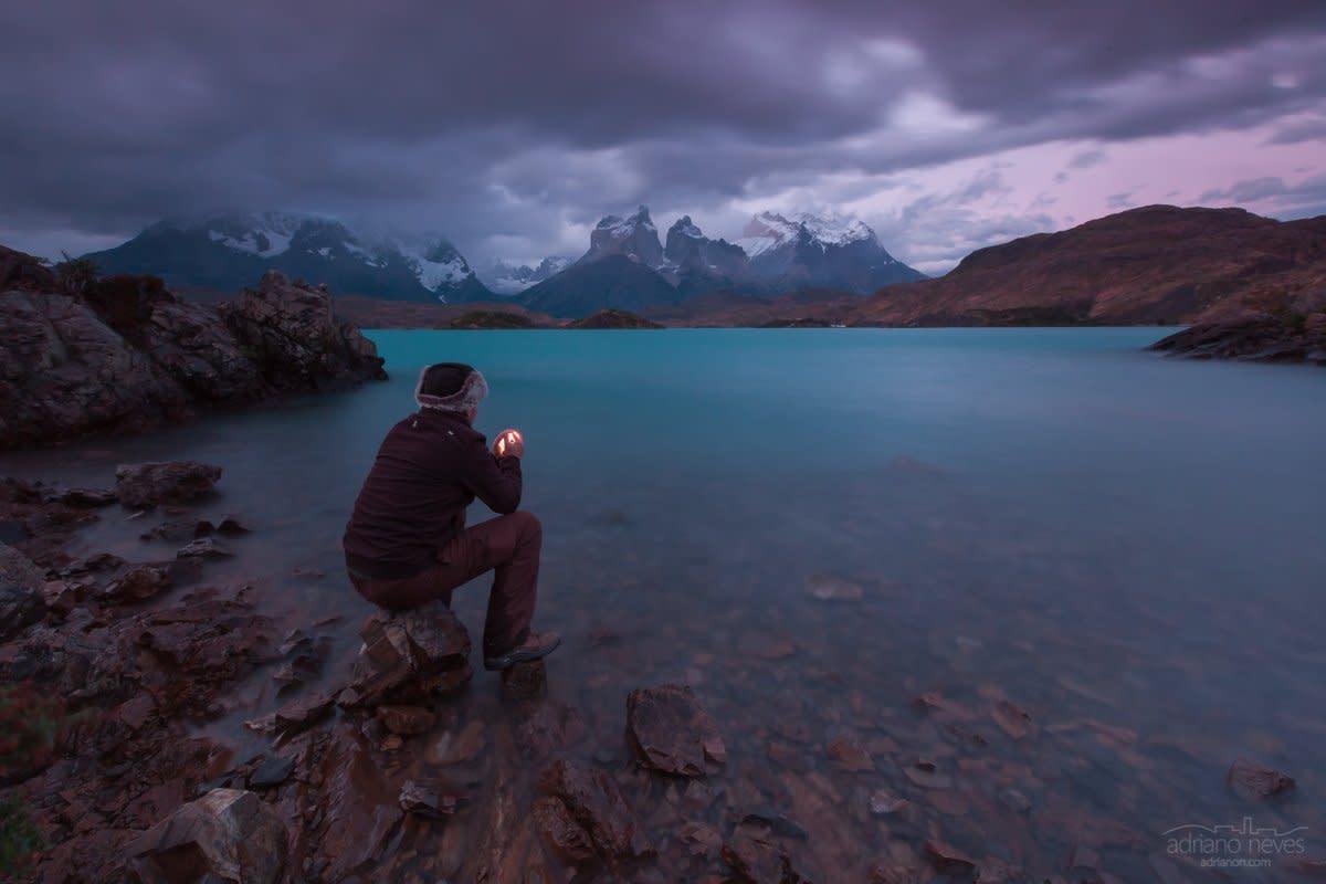 Warming Light - Chile, Patagonia