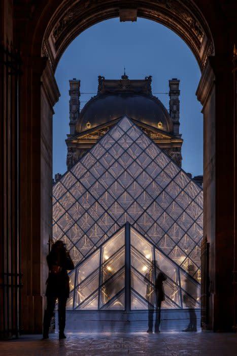 Central Plaza - France, Paris