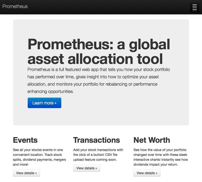 prometheus | Reuben on Data
