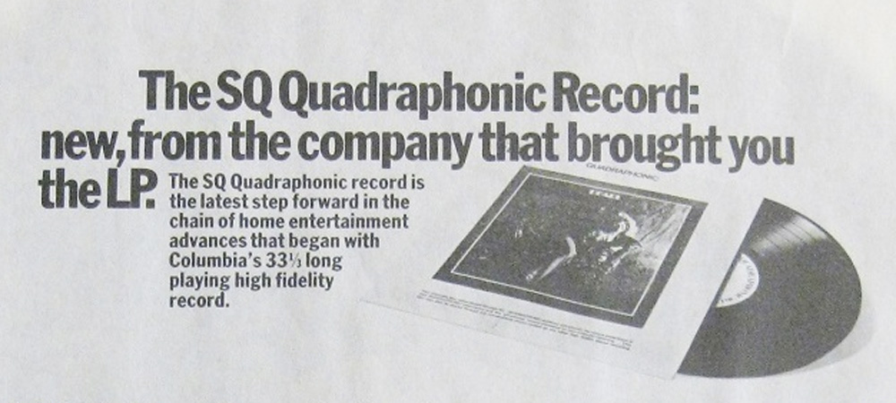 What Are Quadraphonic Records, and How Can You Hear Some? | Reverb LP