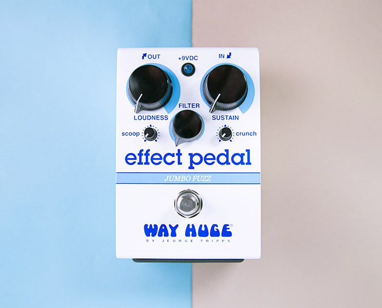 Way Huge Effect Pedal