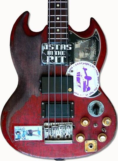 Mike Watt's EB-3