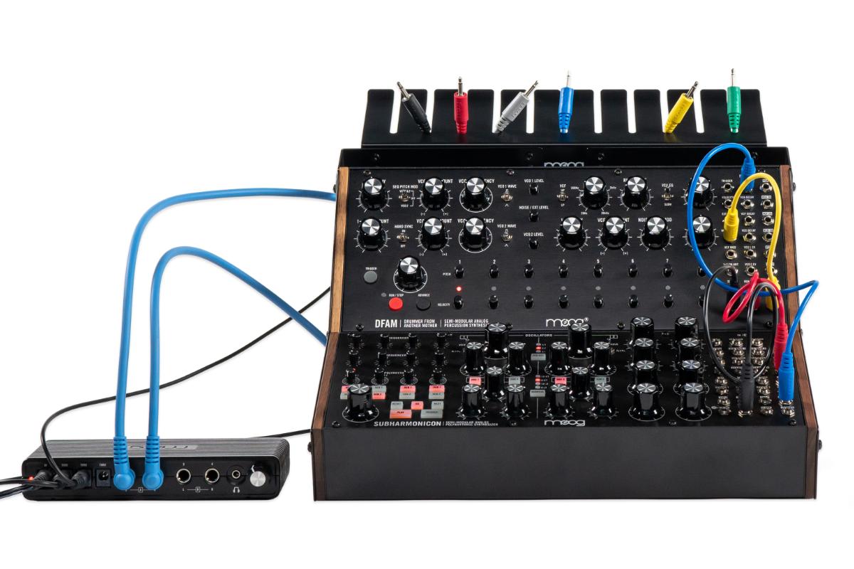 Sound Studio DFAM / Subharmonicon