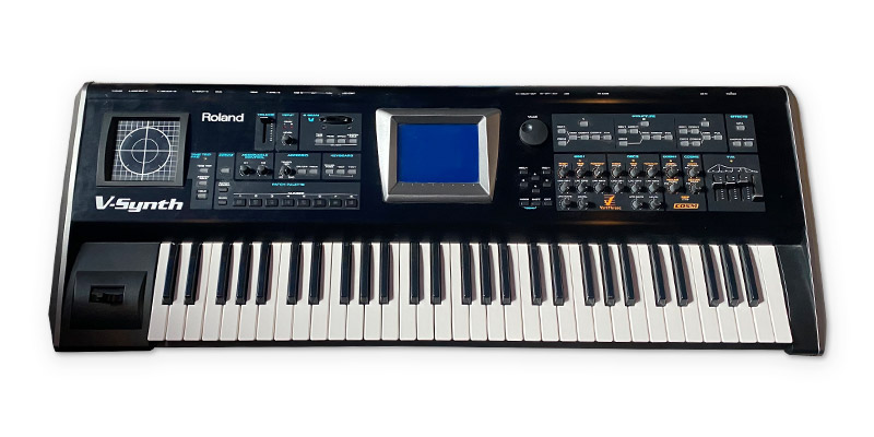 Roland V-Synth