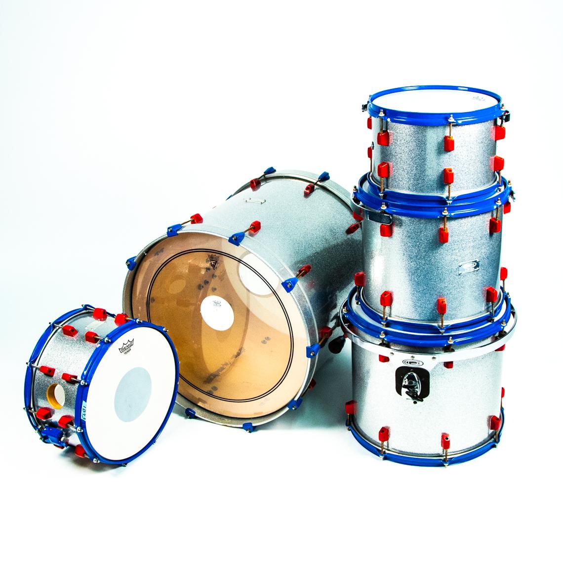 Orange County Drums 'Evel Knievel'