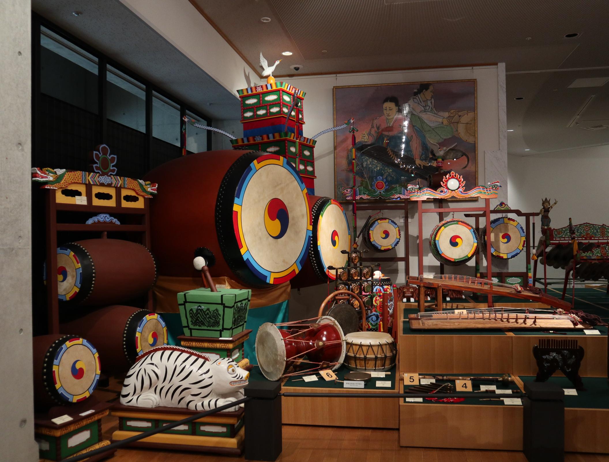 Instruments of Korea