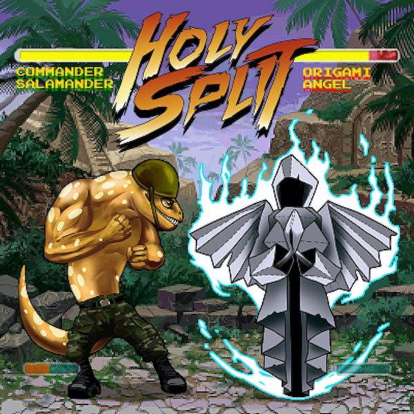 holy split EP cover