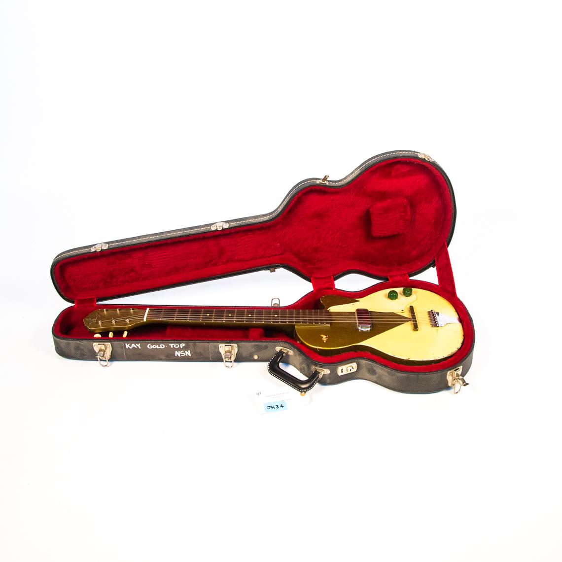 1950s Kay K-136
