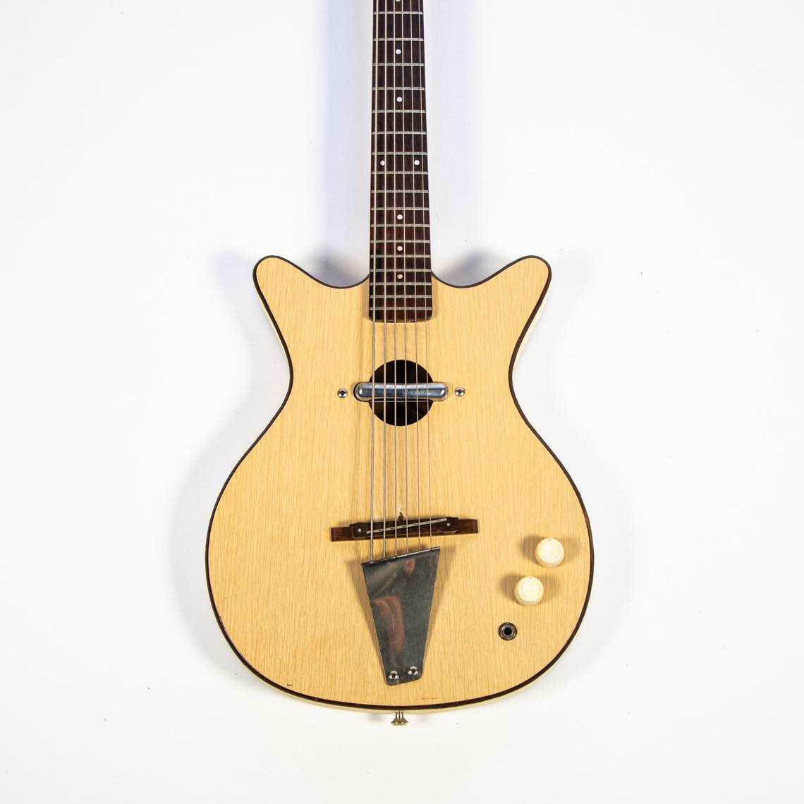 1960s Danelectro LP Convertible