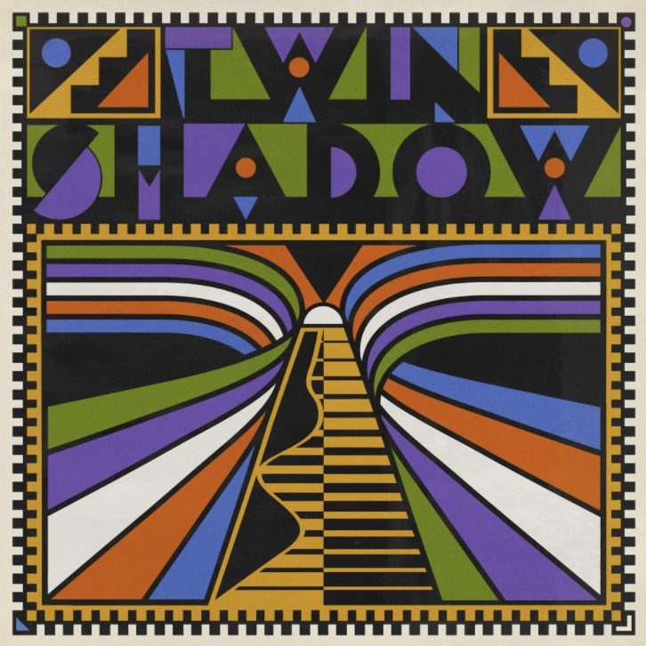 Twin Shadow's self-titled album cover