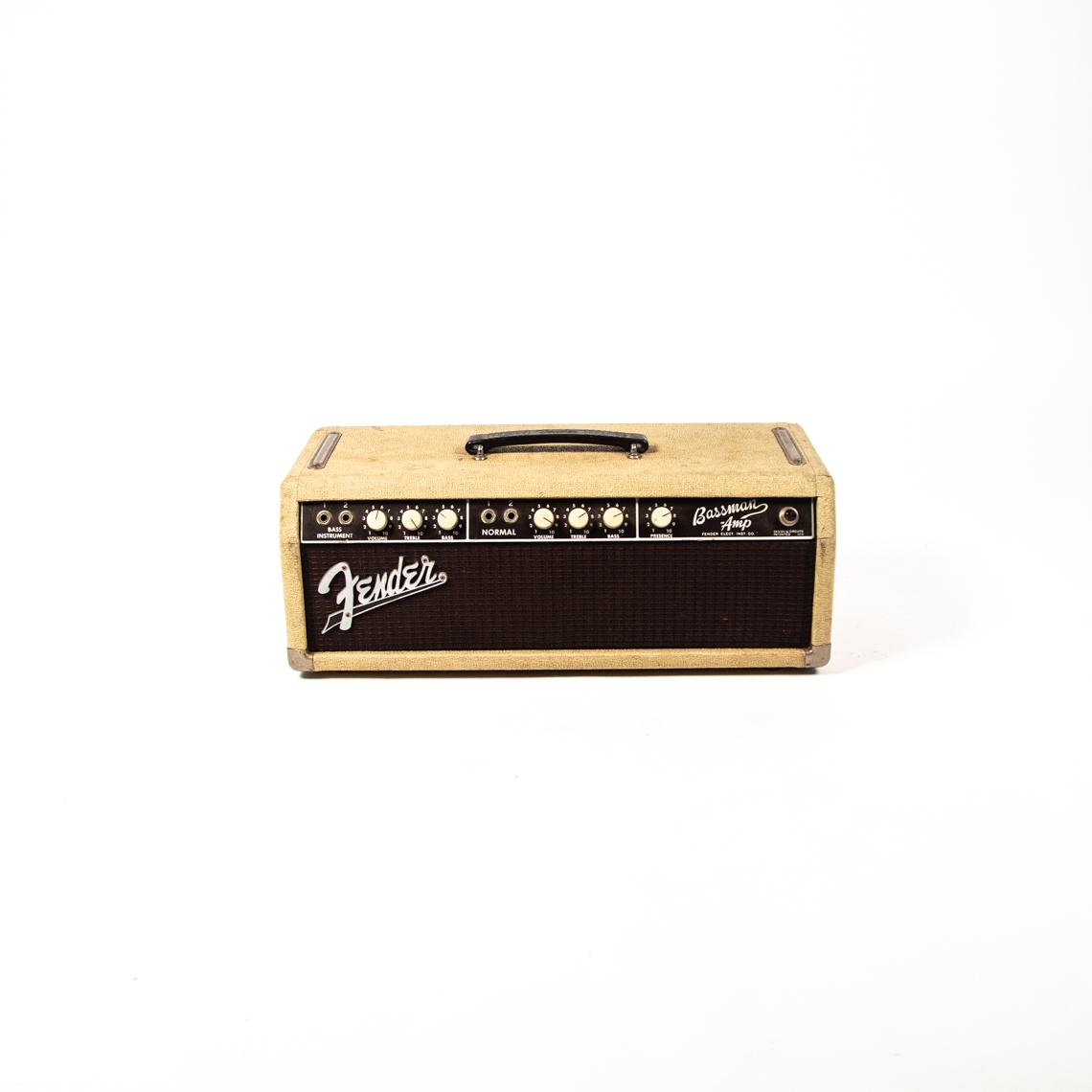 Fender Bassman
