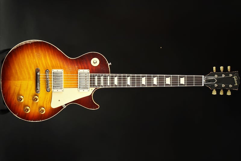 Gibson Murphy Lab 59 Les Paul Standard Southern Fade