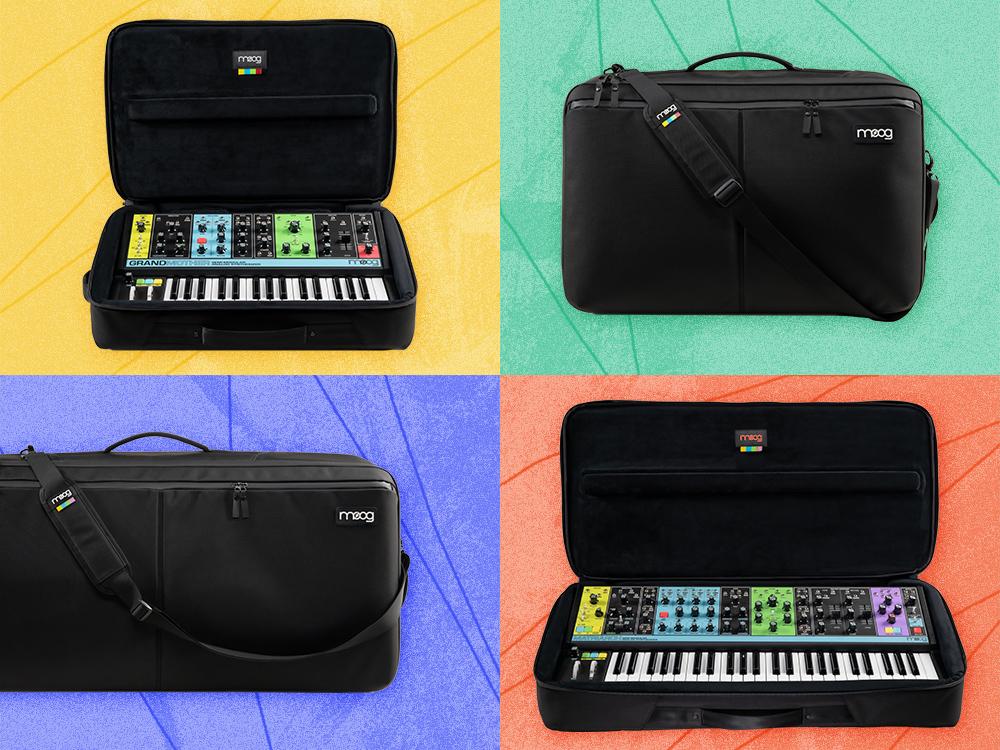 Moog Matriarch and Moog Grandmother SR Cases