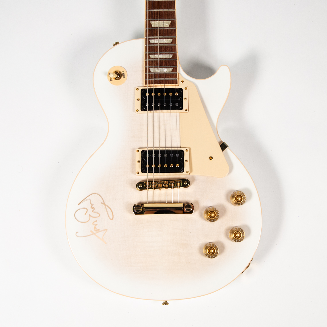 Gibson Les Paul Signature 'T' signed by The Everly Brothers' Don Everly