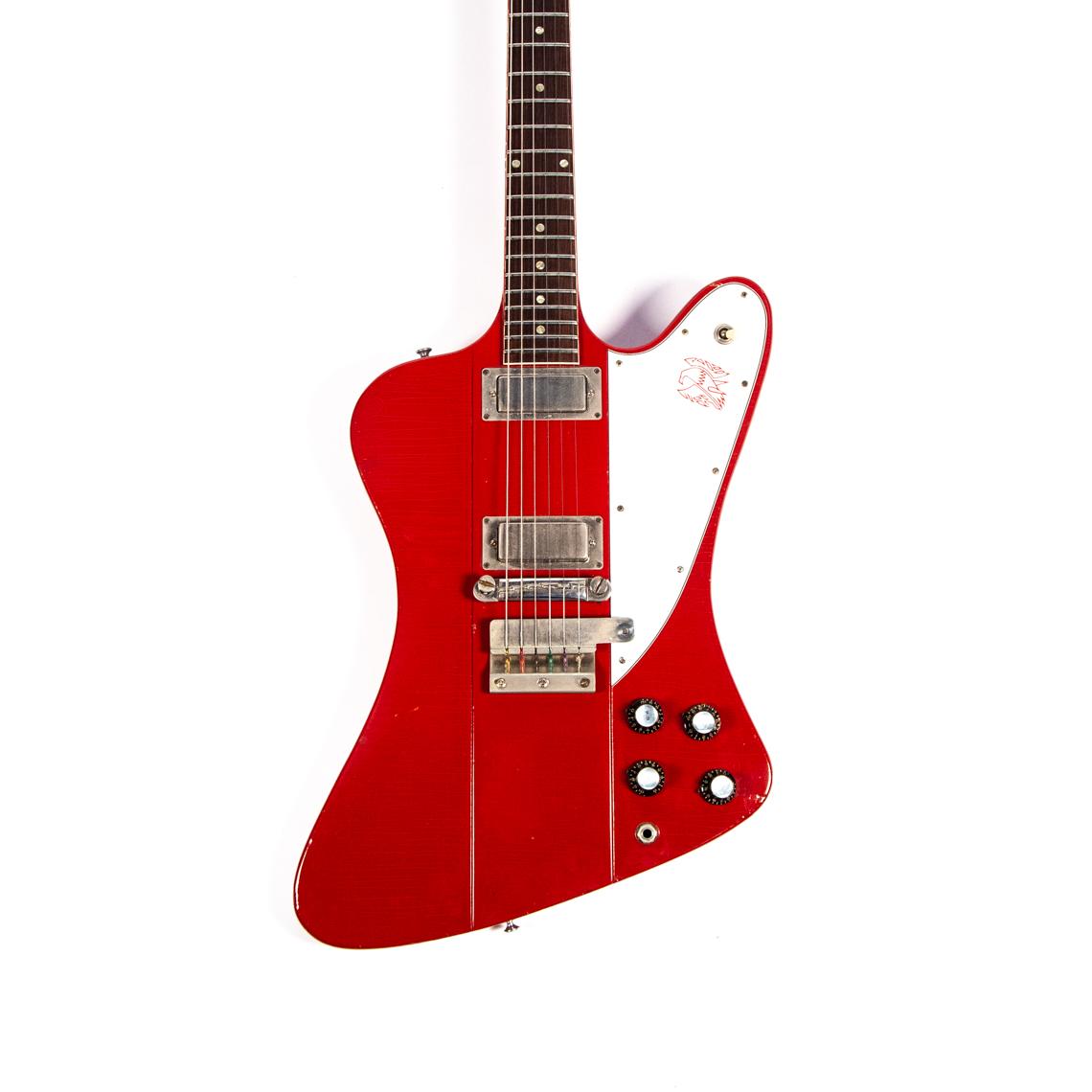 1964 Gibson Firebird in Cardinal Red
