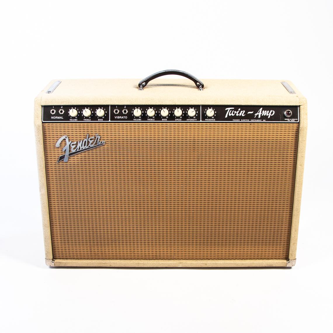 1962 Fender Twin-Amp