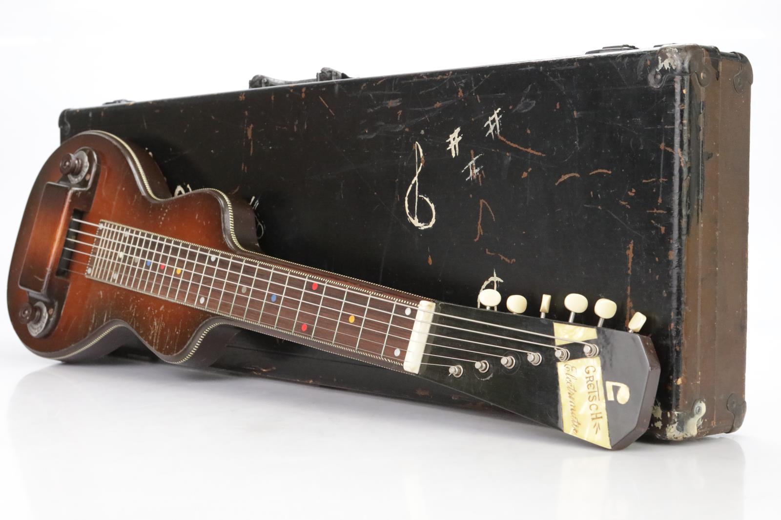 1940s Gretsch Electromatic Lap Steel