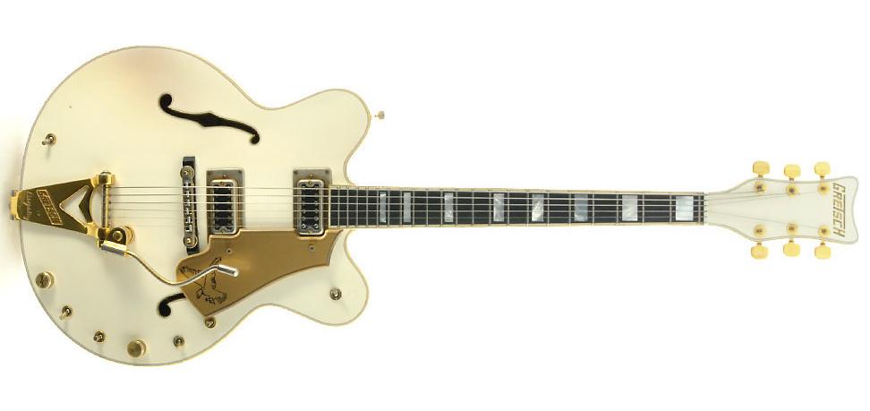 1974 Gretsch 7595 White Falcon Stereo